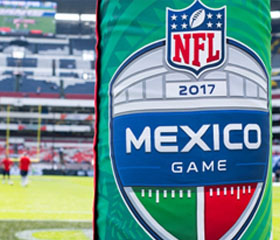 Book now hotels for the NFL International Series in Mexico at Azteca Stadium 2021 Arizona Cardinals VS. Philadelphia Eagles